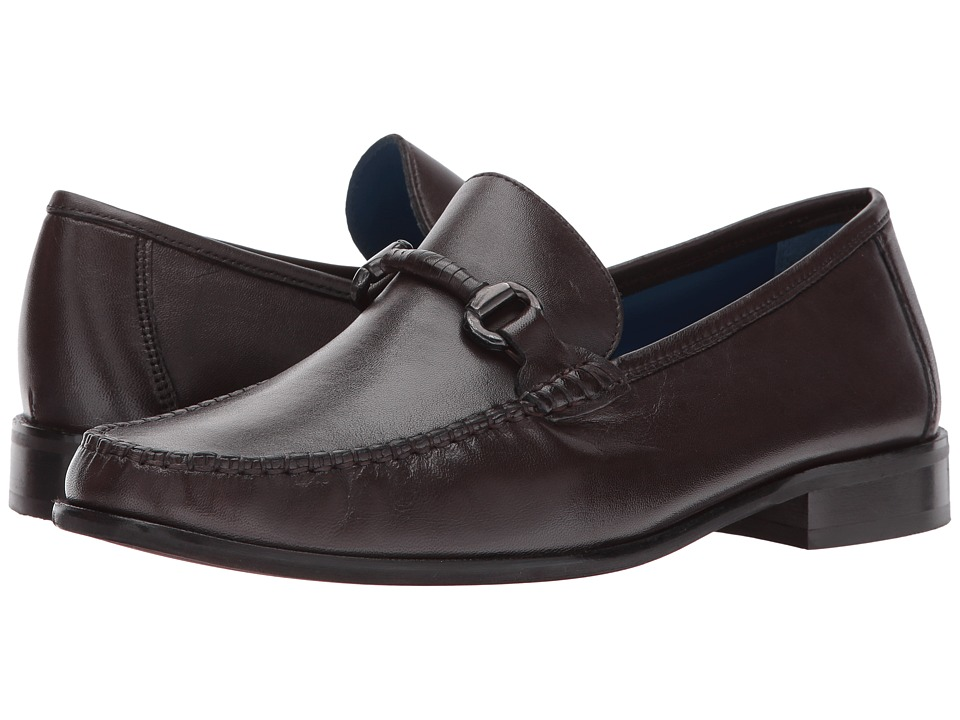 Florsheim - Sarasota Bit (Brown) Men's Slip-on Dress Shoes
