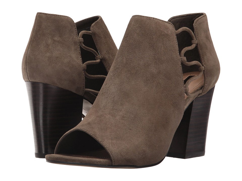 Tahari - Post (Olive Suede) High Heels