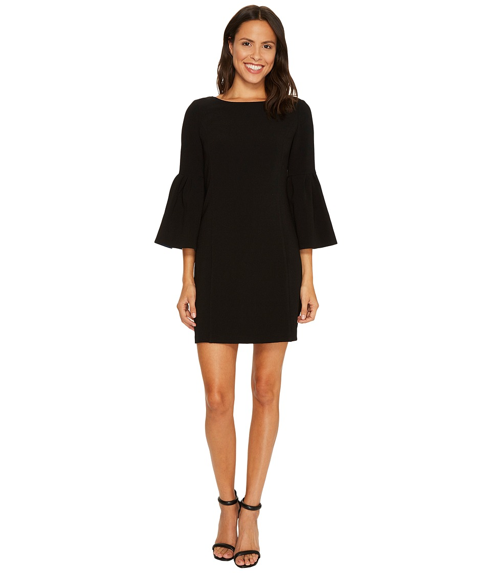 Laundry by Shelli Segal Crepe Shift Dress
