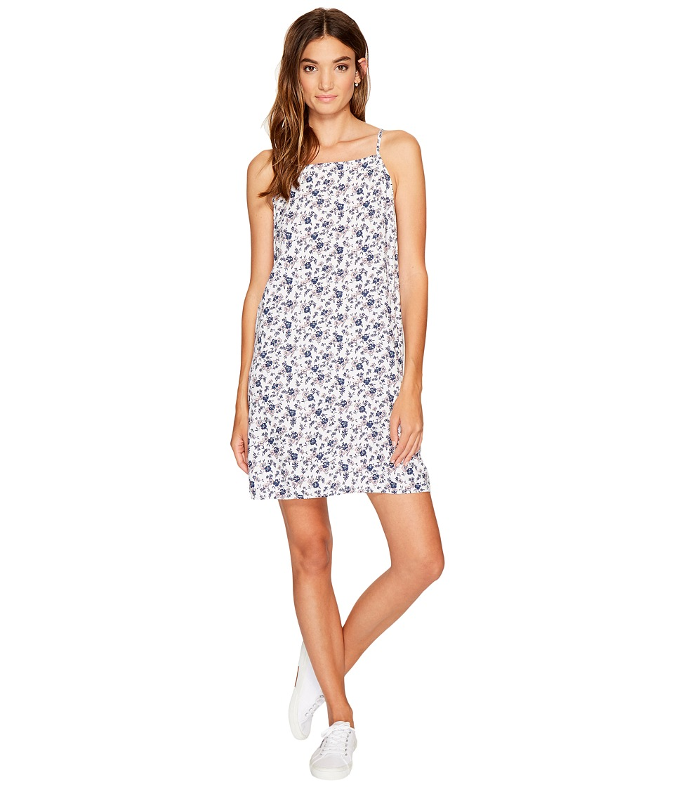 Vans - Marie II Dress (White Ditsy Blooms) Women's Dress