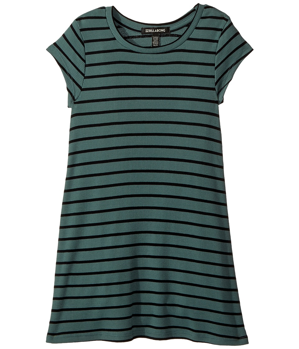 Billabong Kids Stand Off Dress (Little Kids/Big Kids) (Sugar Pine) Girl