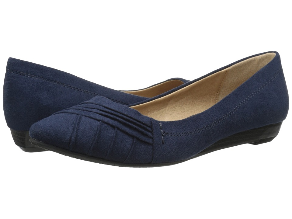 CL By Laundry Saleema (Indigo Super Suede) Women