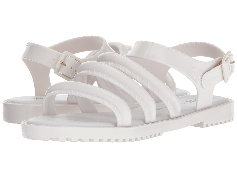 Melissa Shoes Flox + Vitorino Campos (White) Women