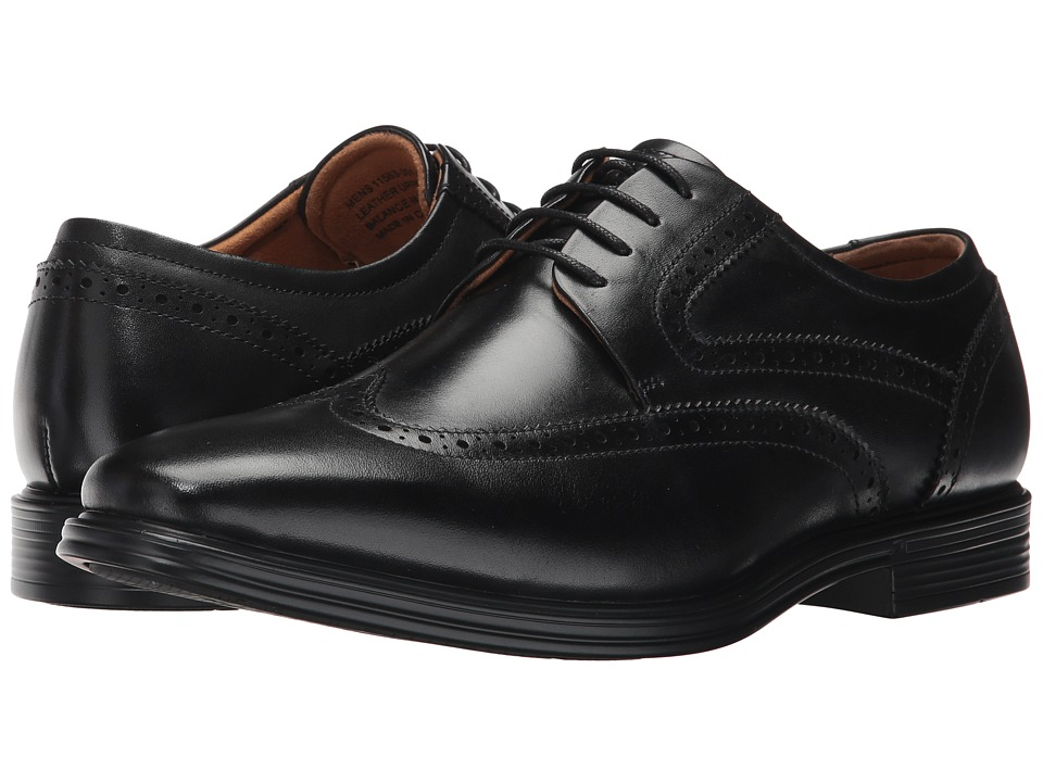 Florsheim - Pinnacle (Black) Men's Shoes