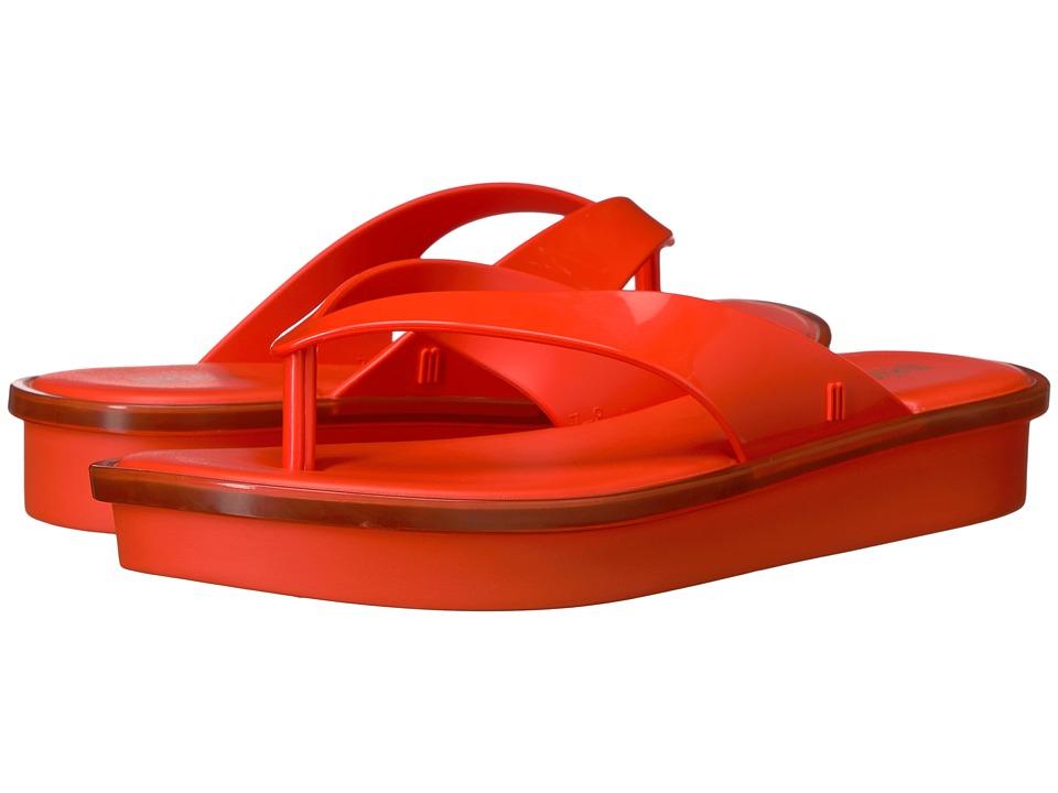 Melissa Shoes - New High (Orange Multi) Women's Shoes
