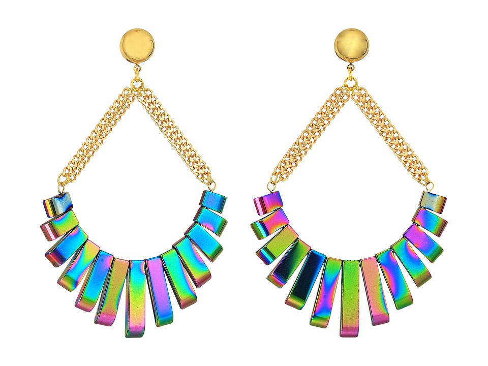 Vanessa Mooney - The Talulah Earrings (Rainbow) Earring