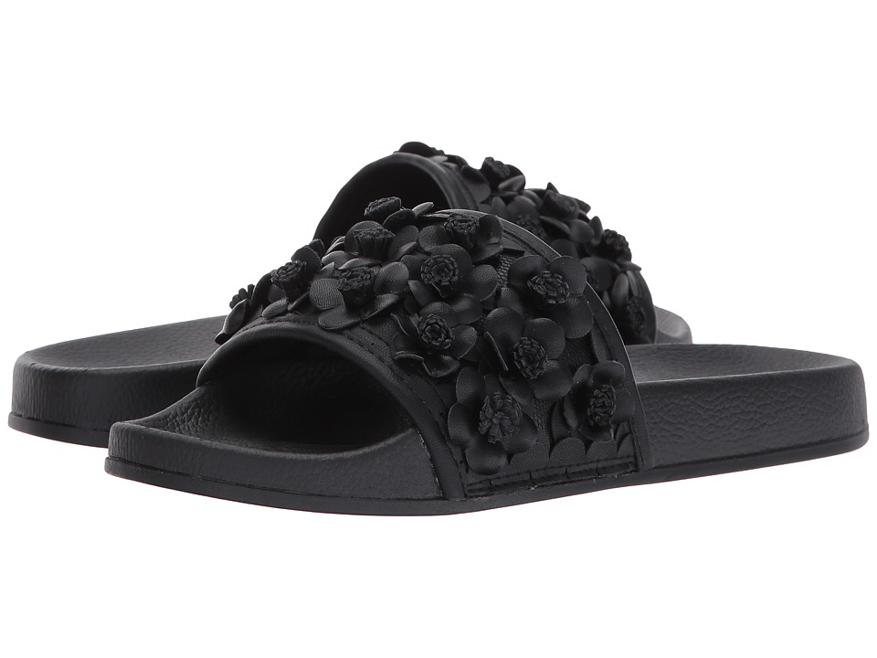 Steve Madden Seema Black Sandals