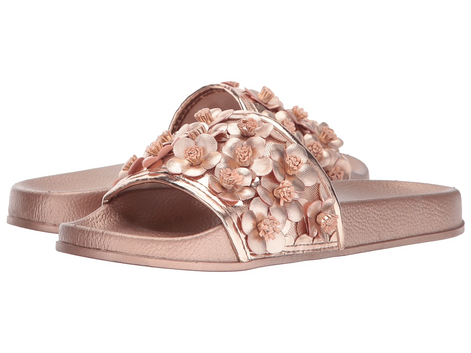 Steve Madden - Seema (Rose Gold) Women's Sandals