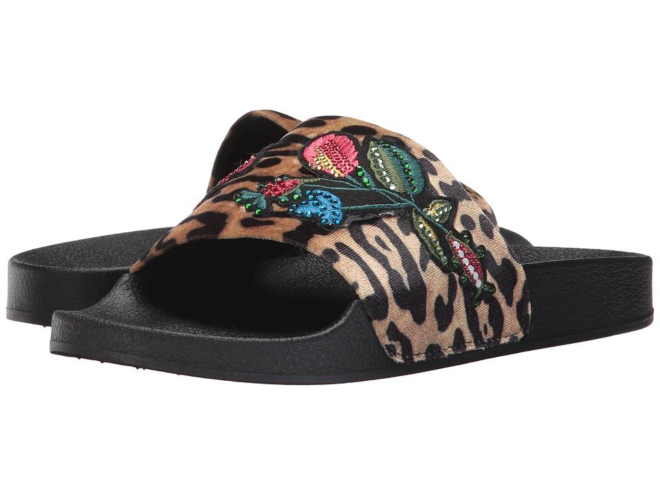 Steve Madden - Saphari (Leopard Multi) Women's Sandals