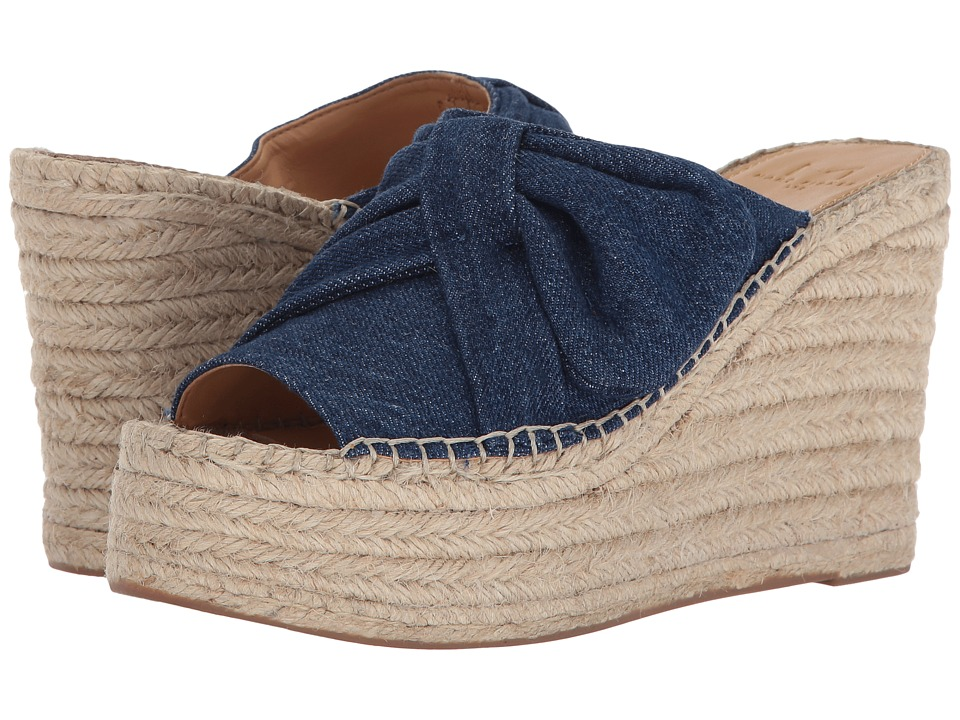 Marc Fisher LTD - Aida 2 (Denim) Women's Shoes