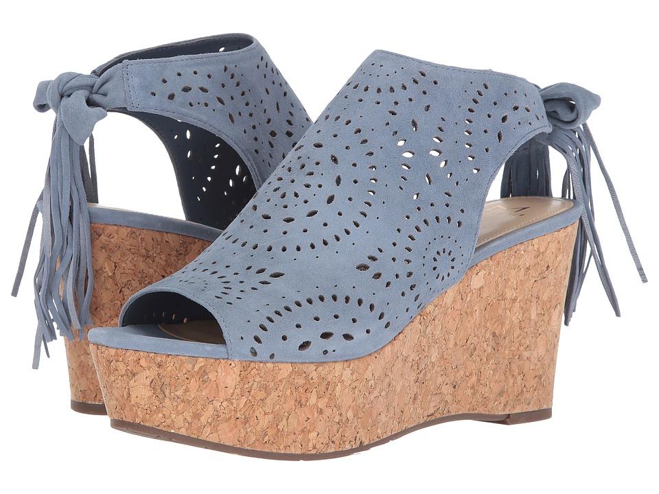 Marc Fisher LTD - Stacie (Blue) Women's Shoes