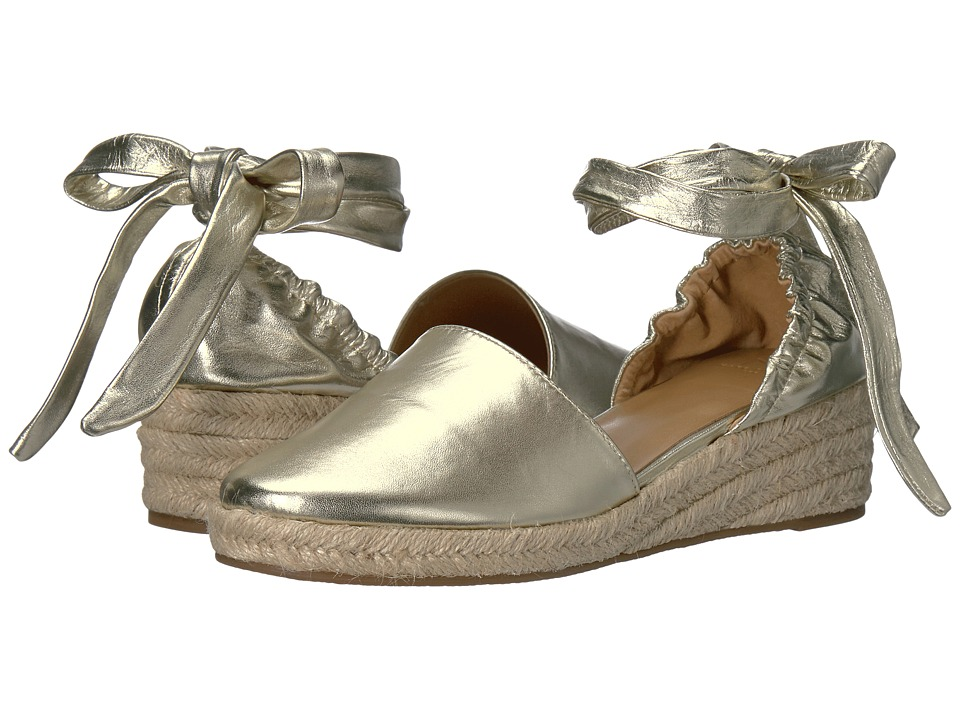 Marc Fisher LTD - Baylee (Gold) Women's Shoes
