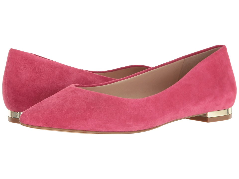 Marc Fisher LTD - Synal (Pink) Women's Flat Shoes