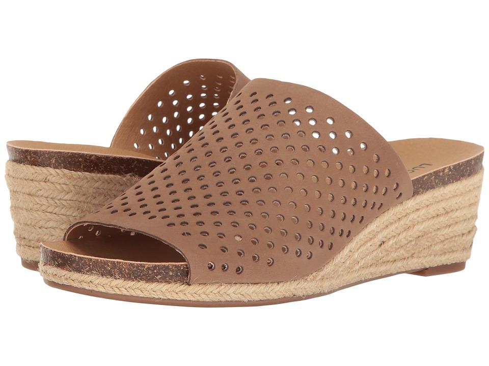 Lucky Brand - Jemya (Sesame) Women's Shoes