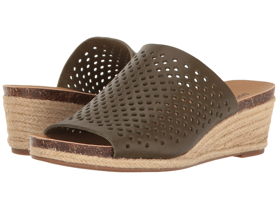 Lucky Brand - Jemya (Ivy Green) Women's Shoes