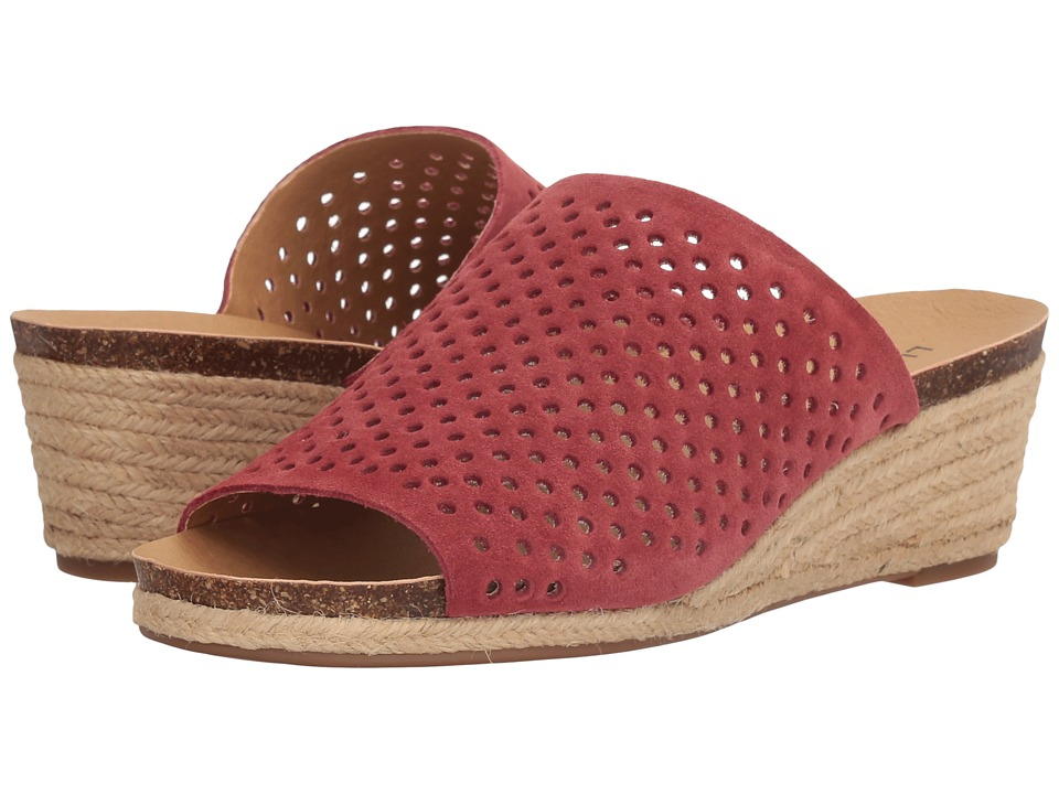 Lucky Brand - Jemya (Rosewood) Women's Shoes