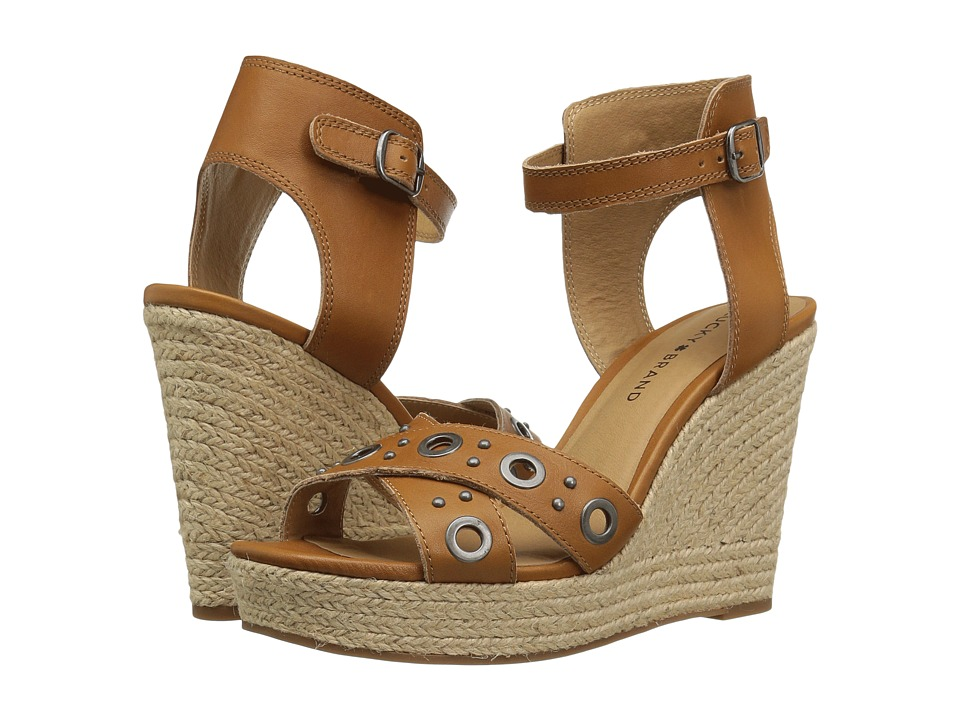 Lucky Brand - Leander (Caf ) Women's Shoes