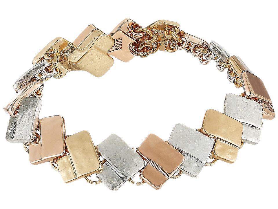 Robert Lee Morris - Chevron Bracelet (Tri-Tonal) Bracelet