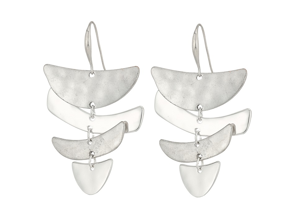 Robert Lee Morris - Chandelier Earrings (Silver) Earring