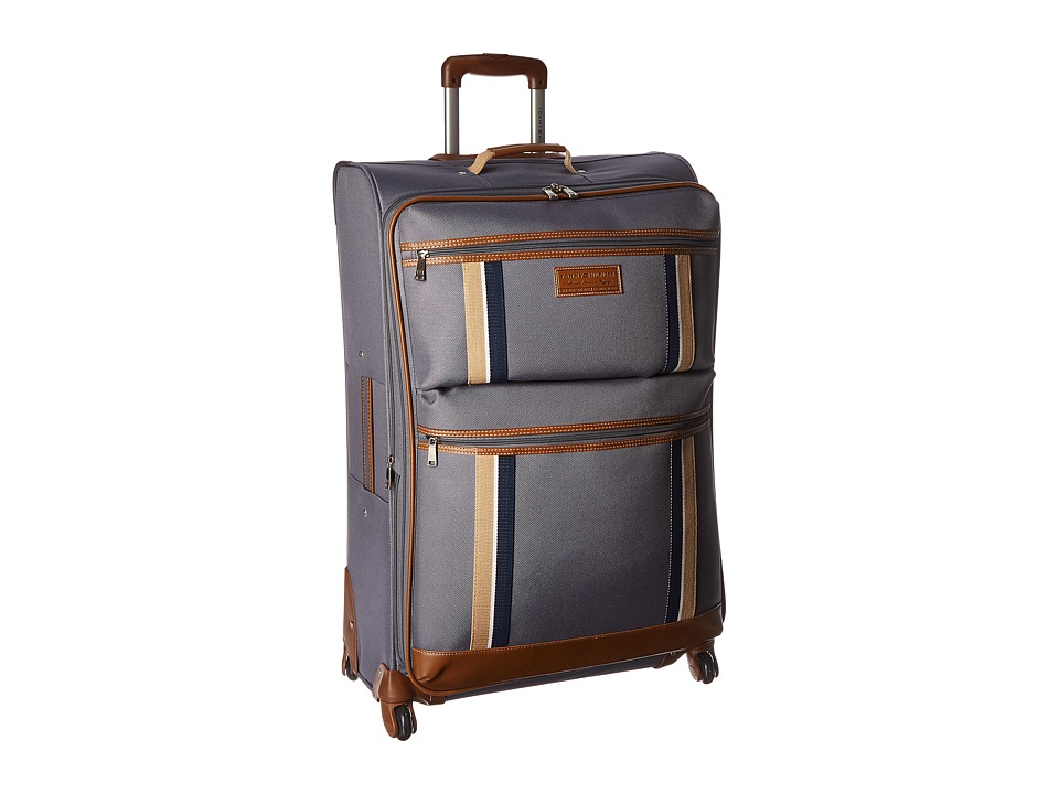 Tommy Hilfiger - Scout 28' Upright Suitcase (Slate) Luggage