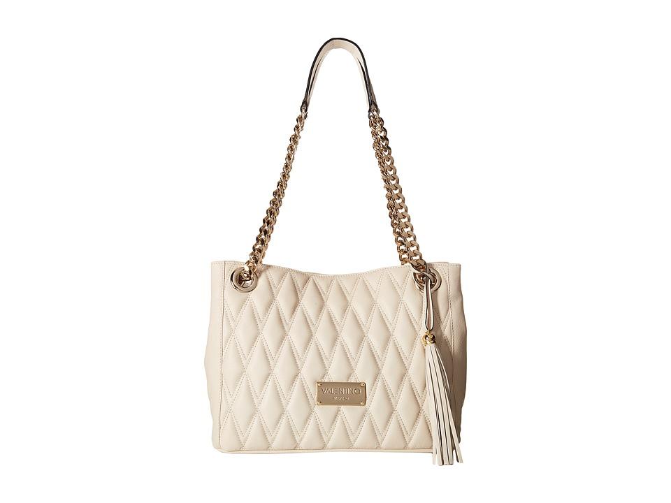 Valentino Bags by Mario Valentino - Luisa D (Milk) Handbags