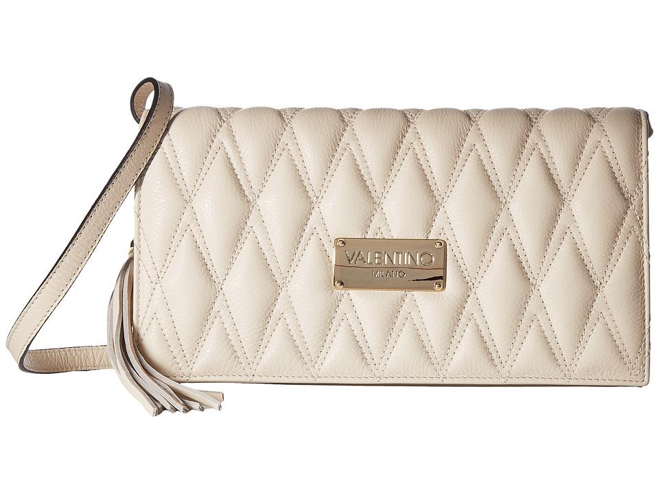 Valentino Bags by Mario Valentino - Lena D (Milk) Handbags