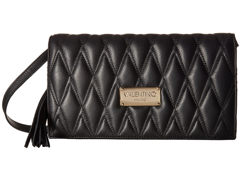 Valentino Bags by Mario Valentino - Lena D (Black) Handbags