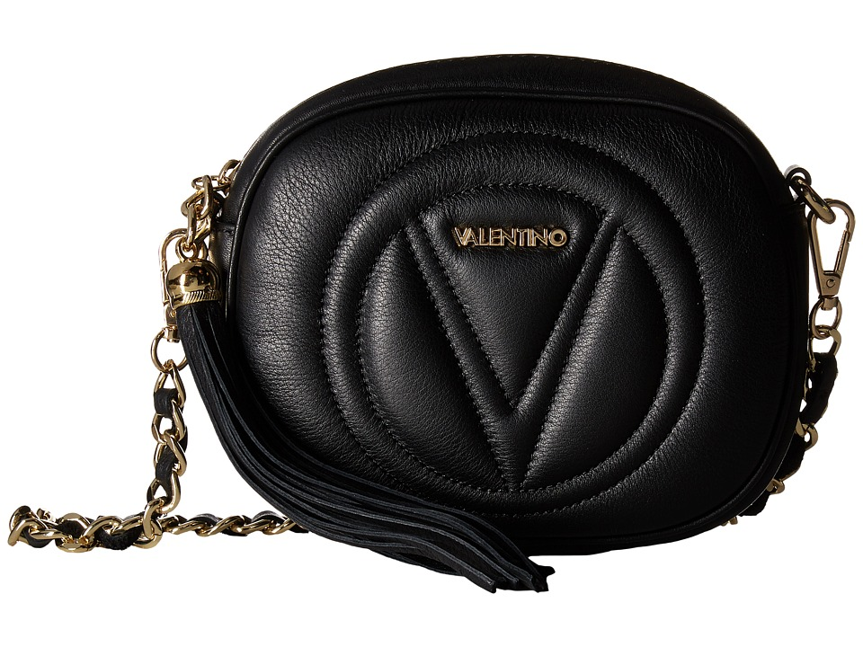 Valentino Bags by Mario Valentino - Nina (Black) Cross Body Handbags