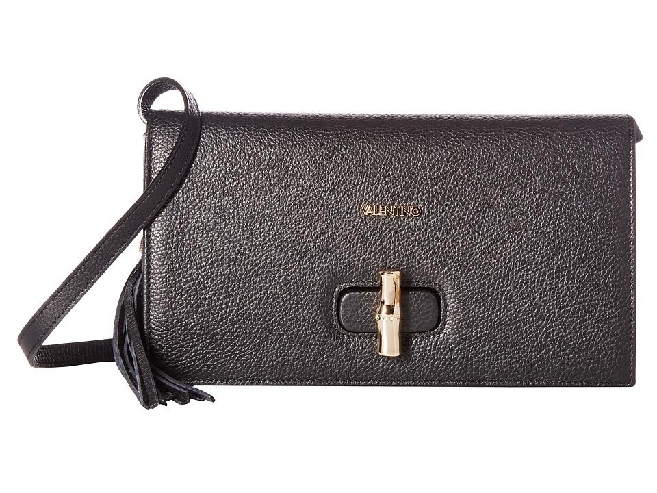 Valentino Bags by Mario Valentino - Elsa (Black) Handbags