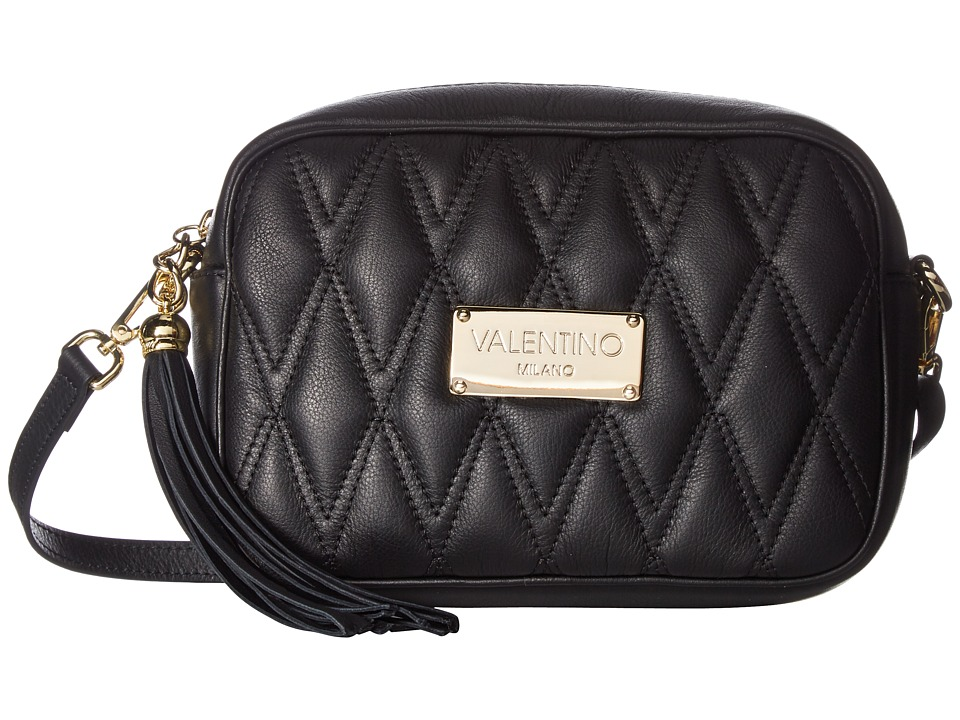 Valentino Bags by Mario Valentino - Mia D (Black) Handbags