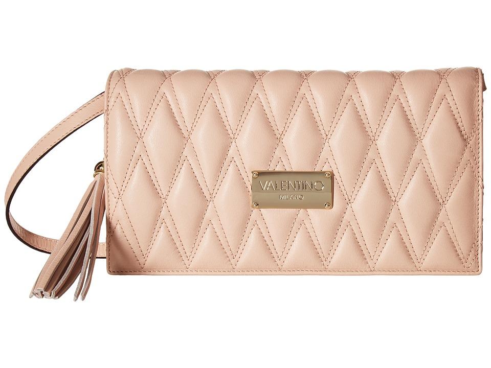 Valentino Bags by Mario Valentino - Lena D (Rose) Handbags