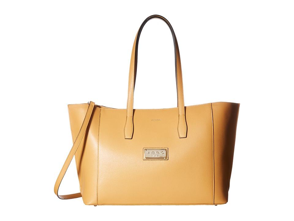 Valentino Bags by Mario Valentino - Caroline (Almond) Handbags