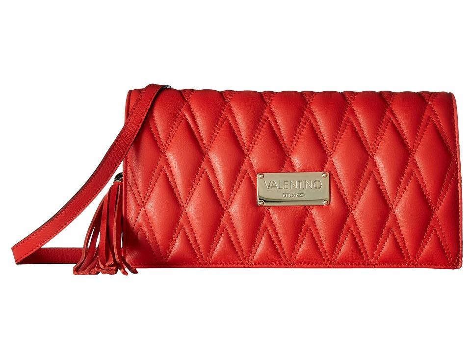 Valentino Bags by Mario Valentino - Lena D (Poppy Red) Handbags