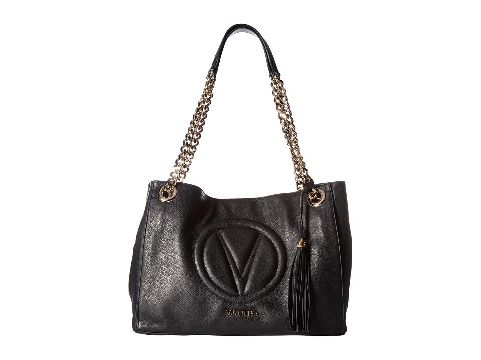 Valentino Bags by Mario Valentino - Verra (Black) Shoulder Handbags