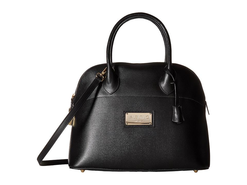Valentino Bags by Mario Valentino - Copia (Black) Satchel Handbags