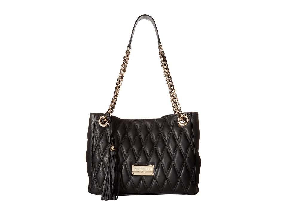Valentino Bags by Mario Valentino - Luisa D (Black) Handbags