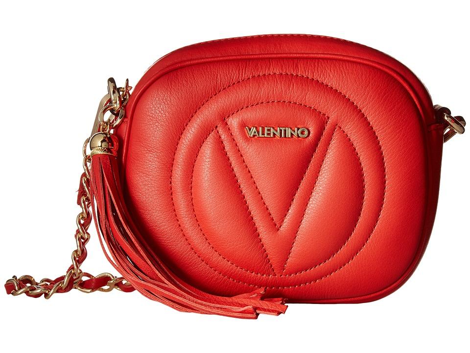 Valentino Bags by Mario Valentino - Nina (Poppy Red) Cross Body Handbags