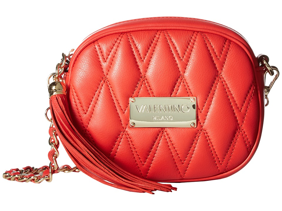 Valentino Bags by Mario Valentino - Nina D (Poppy Red) Handbags