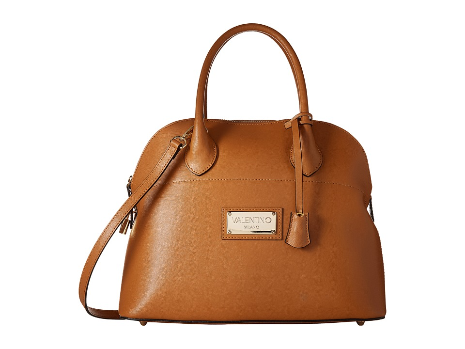 Valentino Bags by Mario Valentino - Copia (Almond) Satchel Handbags