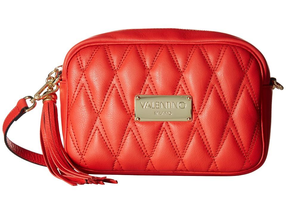 Valentino Bags by Mario Valentino - Mia D (Poppy Red) Handbags