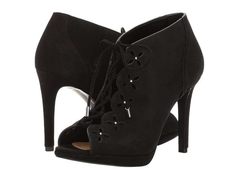 MICHAEL Michael Kors - Thalia Bootie (Black) Women's Shoes