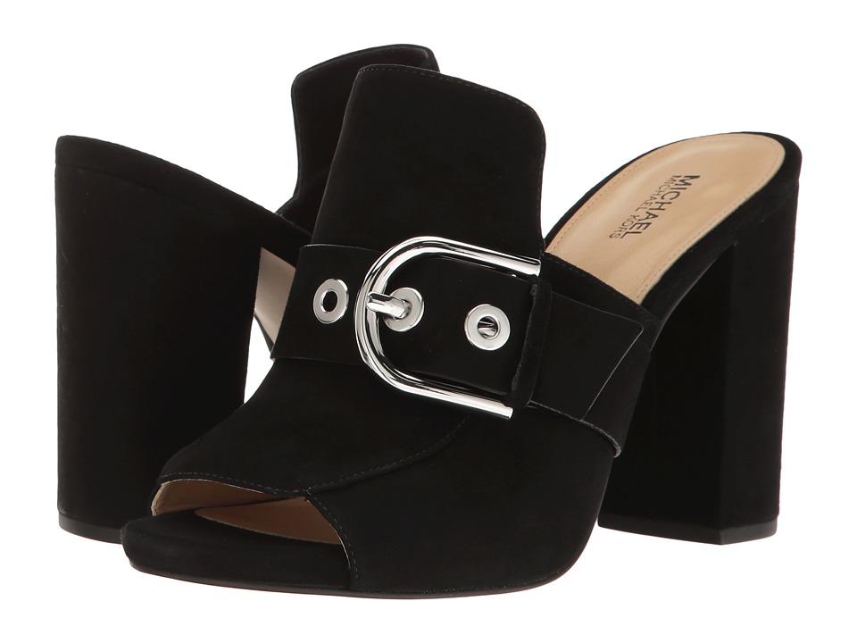 MICHAEL Michael Kors - Cooper Mule (Black) Women's Shoes