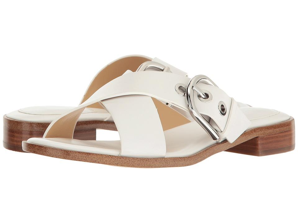 MICHAEL Michael Kors Cooper Sandal (Optic White) Women