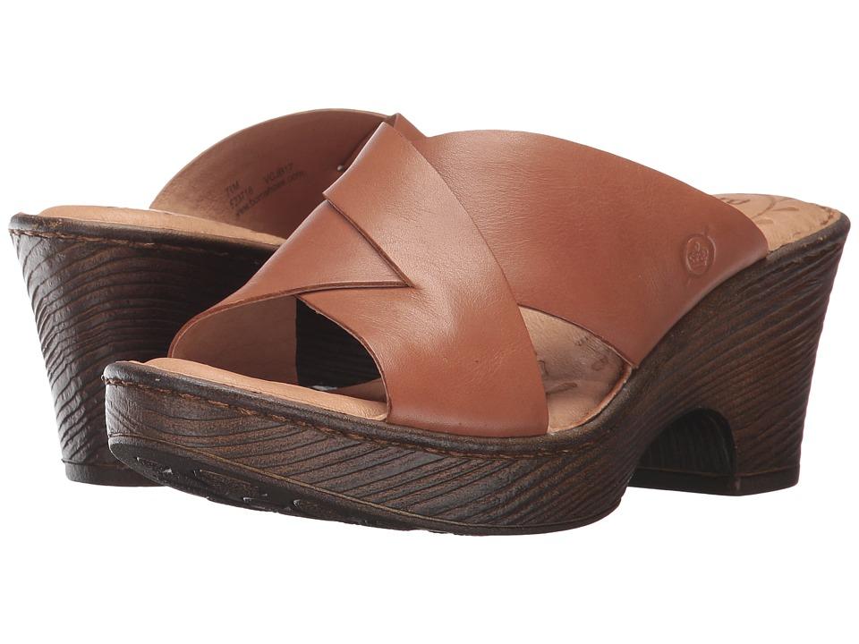 Born - Erika (Tan) Women's Shoes