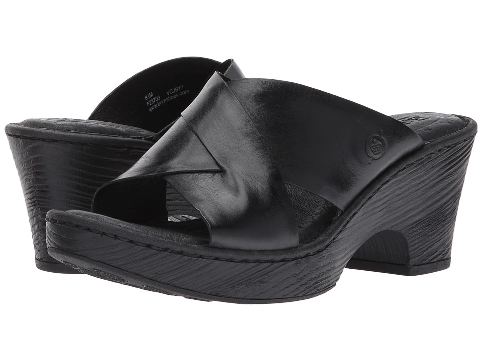 Born - Erika (Black) Women's Shoes