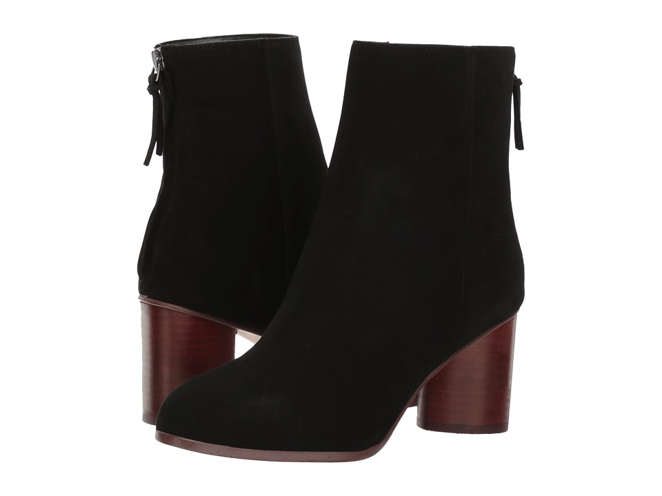 Steven Veronica (Black Nubuck) Women