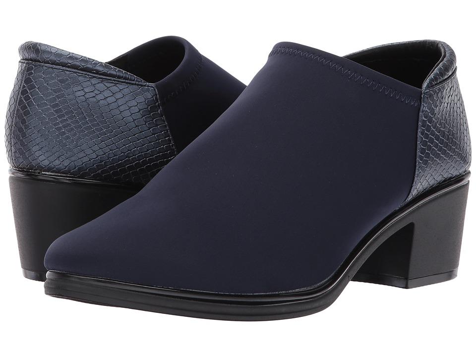 Steven - NC-Palm (Navy Multi) Women's Shoes