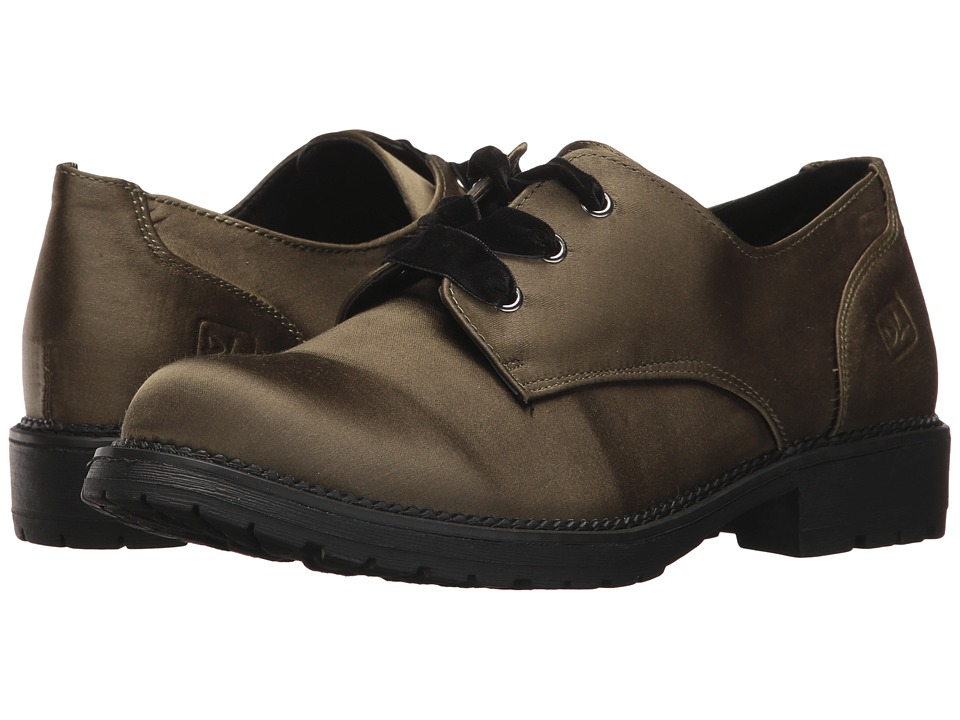 Dirty Laundry Rockford Oxford (Olive) Women
