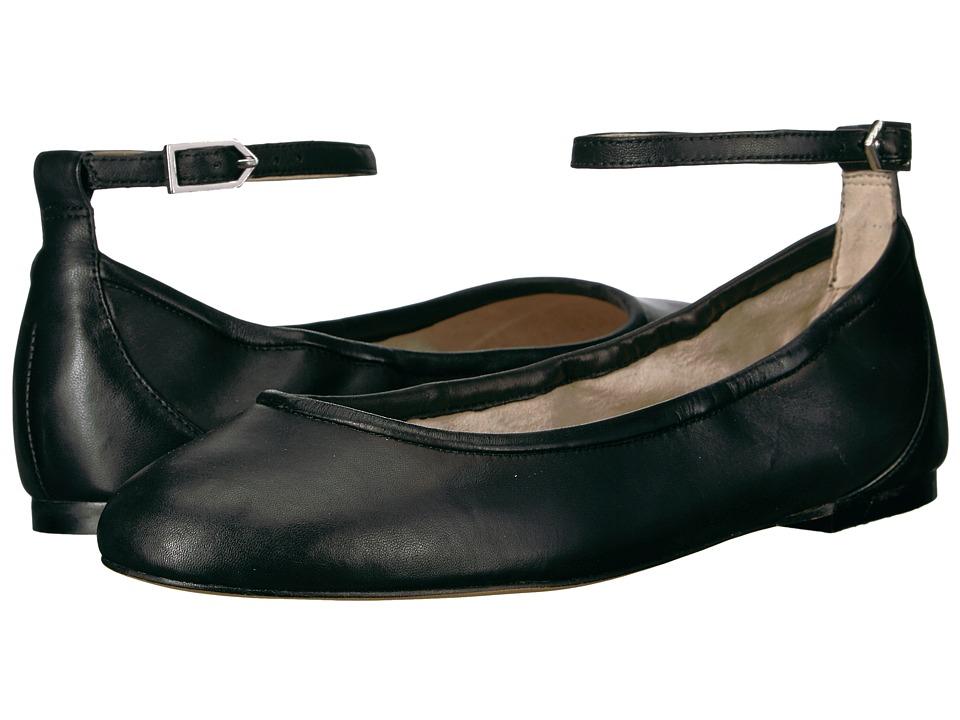 Sam Edelman Fynn (Black Leather) Women