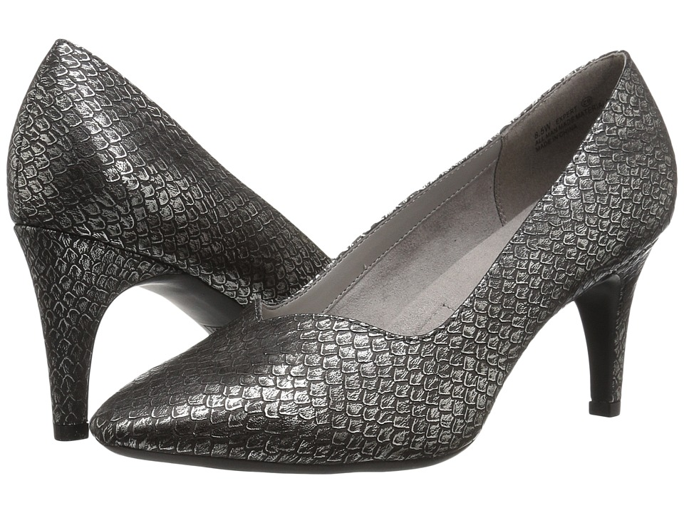 A2 by Aerosoles Expert (Silver Snake) Women